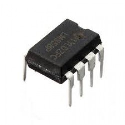 LM358P Dual Operational Amplifier